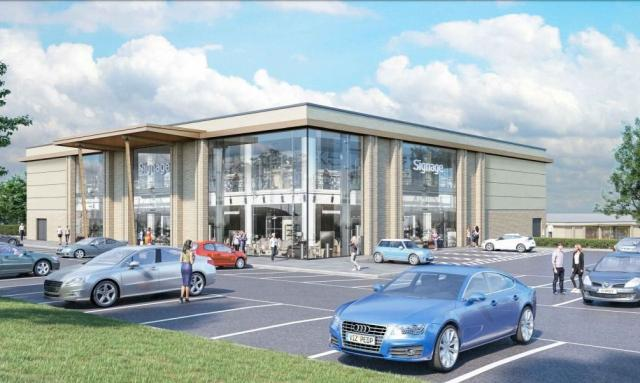 Full details revealed for new St Austell development